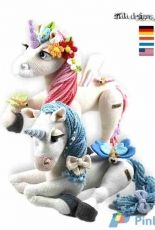 Mala Designs - Mandy Herrmann - Unicorns