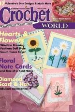 Crochet World - Volume 28 No 1 - February 2005
