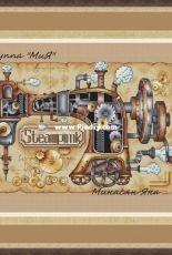 Jane Eyre (Minasyan Yana) - Sewing Machine