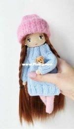 Olya Radost - Playing Doll