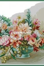 Lanarte PN-0169794 Bouquet of Flowers XSD + PCS