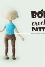 Handi Hats Design - Lollipop Dolls - Katushka Morozova - Basic Body