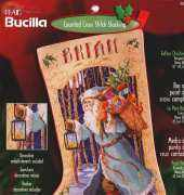Bucilla 84636 - Father Christmas Stocking