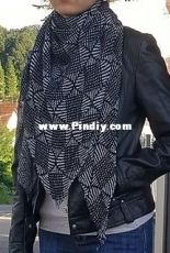 Killua Shawl by Sabas World