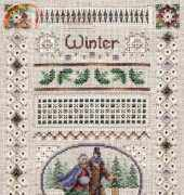Teresa Wentzler - Miniature Winter Sampler