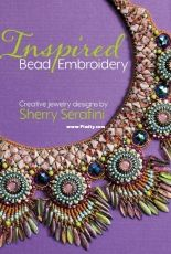 Inspired Bead Embroidery - Sherry Serafini