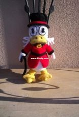 Erin Scull - Uncle Scrooge McDuck