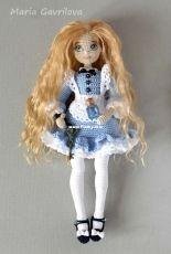 Maria Gavrilova - Alice in Wonderland - Russian