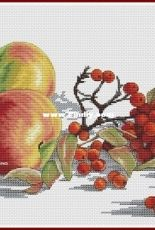 Lovely Stitches  - Still Life with Rowan by Ekaterina Seryogina