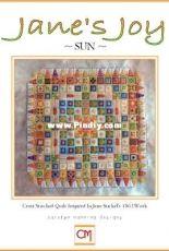 CM Designs - Carolyn Manning - Jane's Joy - Sun