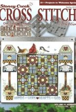 Stoney Creek Cross Stitch Collection - Spring 2019