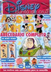 Labores del Hogar-Disney punto de cruz-N°07-Spanish
