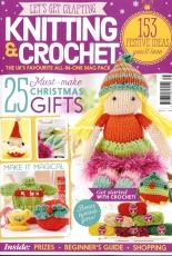Let's Get Crafting Knitting & Crochet 75 - 2015