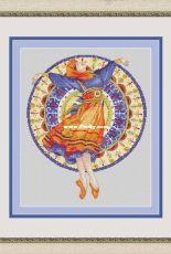 Russian Crafts - Vyatka Painting by Nadezhda Mashtakova