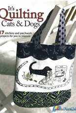 It's Quilting Cats and Dogs by Lynette Anderson-2010