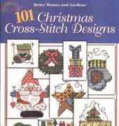 Better Home And Garden BHG 101 Christmas Cross-Stitch Designs