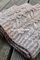 Namu Cowl by knitboop designs-Free