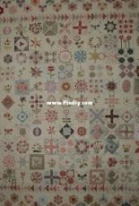 Patchworkonstonleigh - Collection of BOM pattern -The Stonefields Quilt  - Susan Smith