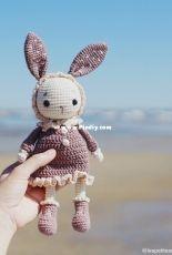 Les petites Mains de Khuccay - Khuc Cay - Mimi the little bunny