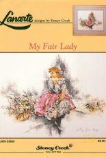 Lanarte Designs by Stoney Creek LL005-33669 - My Fair Lady