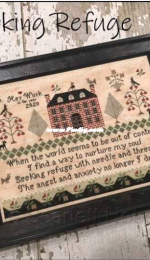 The Scarlet House - Seeking Refuge