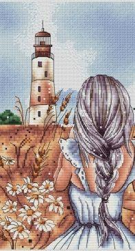MiAxStitch - Wheat Summer by Minasyan Yana