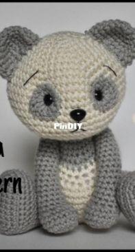 Zhauntae Dotson - Ash and Ember Boutique - Little Panda - English
