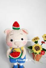 Xiao Mili M - Little Cute Pig Duo Duo - Chinese