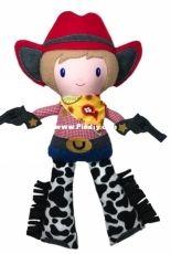 Dolls And Daydreams - ITH Cowboy Pattern
