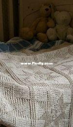 Martin Storey-Sampler Blanket-English