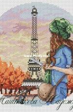 Nadezhda Mashtakova - Dreams of Paris