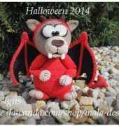 Mala Designs - Mandy Herrmann - Halloween 2014  - German