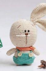 Aquariwool - Hoppy The Bunny - Free