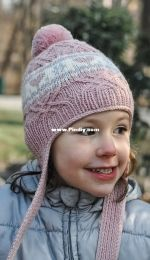 Puzzle Hat by Pelykh Natalie - English Russian