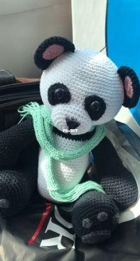 MyKrissieDolls - Kristel Droog - My Little Panda Bear