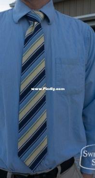 Sweet Shop Sewing - Men's Tie Pattern