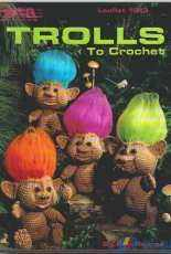 Leisure Arts - Sue Penrod - 1513 Trolls To Crochet - Spanish - Translated