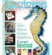 Keresztszemes - Hungarian Cross Stitch Magazine 02 - 2004 June