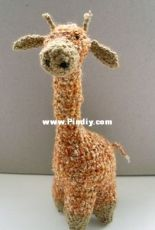 Ink Flamingos - Geoffrey the giraffe - Hungarian - Translated - Free