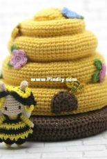 Pink Mouse Boutique - Diana Moore - Miss Bumble Bees Beehive