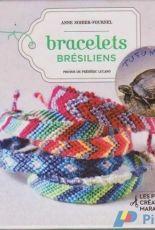 Marabout-Bracelets brésiliens de Anne Sophier Fournel-French
