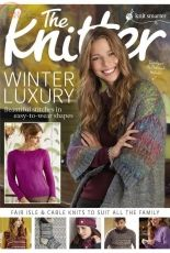 The Knitter-Issue 92- 2015 /no ads