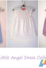 The Little Angel Dress Collection-Bethany Dress by Suzie Sparkles