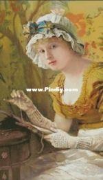 Gerdamoon B018 - The embroiderer XSD