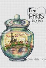 Svetlana Sichkar - From Paris with love.