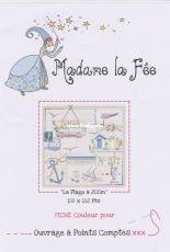 Madame La Fee - La Plage a 200m