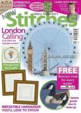 Mary Hickmott's New Stitches-N°231-July 2012 /no ads