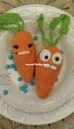 Hata Wata - Elá Camarena - Gigia the Carrot -  Gigia Cenoura - Portuguese - Free