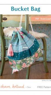 Sharon Holland - Bucket Bag - Free