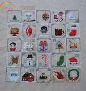 The Frosted Pumpkin Stitchery - It 's a Kawaii Winter Wonderland